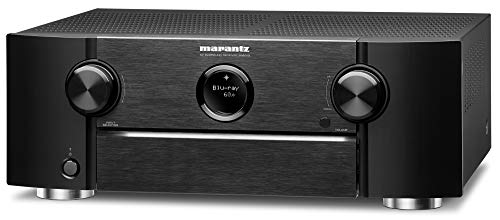 Marantz AV Receiver SR6013-9.2 Channel | IMAX Enhanced, Dolby Surround Sound -110W 2 Zone Power | Amazon Alexa Compatibility and Online Streaming | Easy Integration with Home Automation Systems