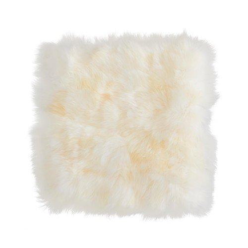 IKEA SKOLD funda de almohada de blanco; De piel de oveja ...