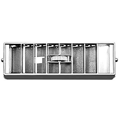 Woody's WP-DF200 Chrome Freightliner Vent: Automotive