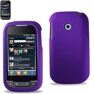 LG Optimus Net P690 Silicone Purple Case