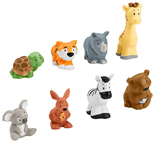 Fisher-Price Little People Safari Animal Friends