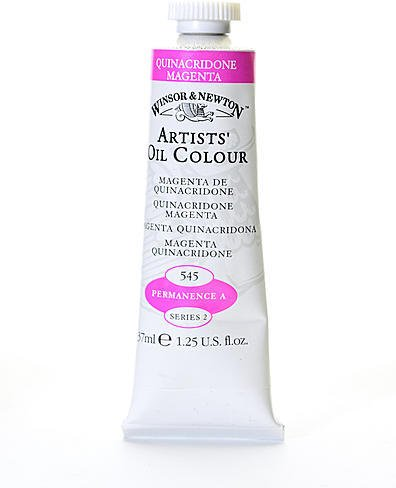 Winsor & Newton Artists' Oil Colours (Quinacridone Magenta) 1 pcs sku# 1830775MA