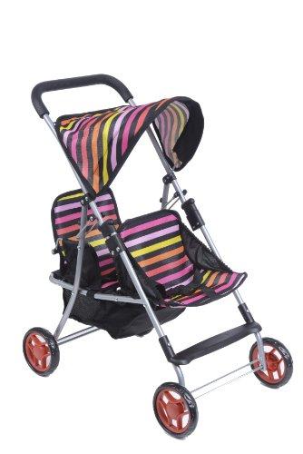 Baby Love Twin Stroller - 6