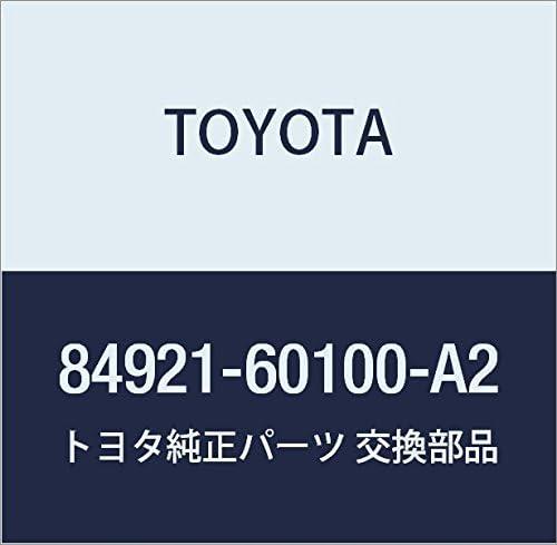 Toyota 84921-60100-C0 Power Seat Switch Knob