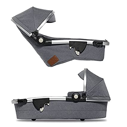 Joolz Geo Studio inferior y carrito), color gris