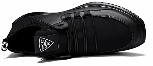 Ben Sports zapatillas de deporte trail Running de hombre pare mujor I-2 Negro