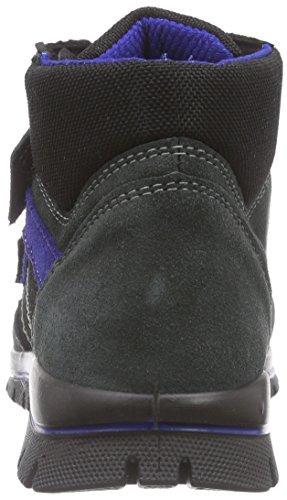 grigio Ricosta Hautes schwarz Boysen 480 Garçon Gris Baskets Grau xqwUqYpC