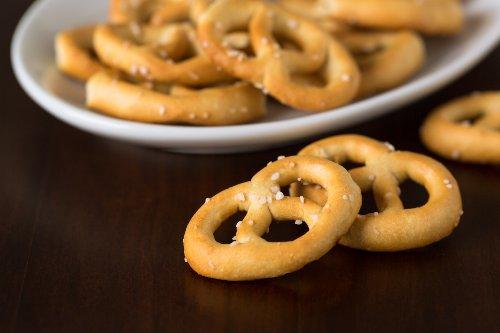 Protein Snack Bretzels - Perte de poids saine Snack & Vie saine