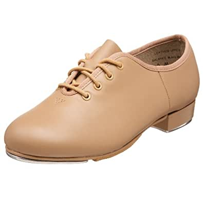 Capezio Women's Teletone Xtreme Tap Shoe,Caramel,4 M US