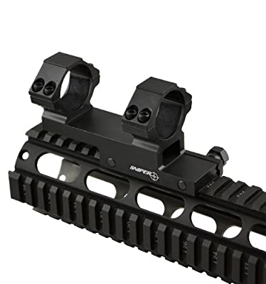 Tactical 30mm Cantilever Rifle Scope Mount