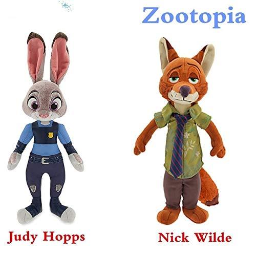4PCS ZOOTOPIA JUDY NICK BIRTHDAY BALLOON PARTY LOLLY BAG FILLER GIFT FAVOR DECOR