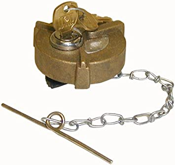 Fuel Tank Cap-Saddle Tank Locking Fuel Cap Stant 10413