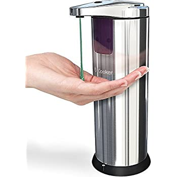 Amazon Com Icooker Soap Dispenser Automatic Kitchen