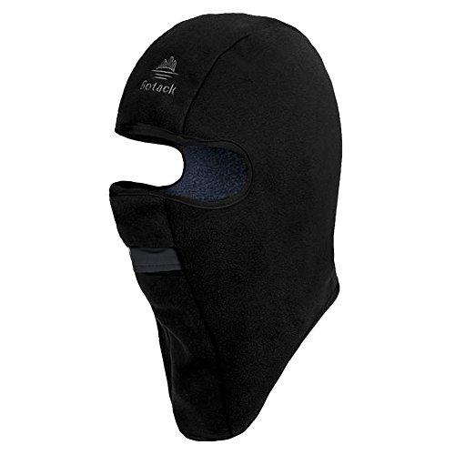 ES Thermal Warm Fleece Balaclava Hood Swat Ski Bike Wind Stopper Mask Hats