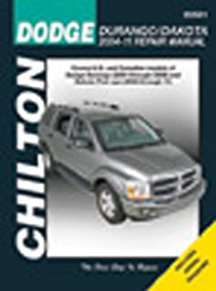 dodge durango 2004 06 dakota pick ups 2005 06 chilton s total car rh amazon com 2004 dodge dakota factory service manual 2004 dodge dakota factory service manual pdf