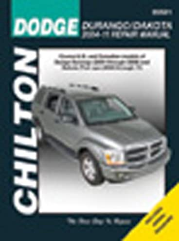 chilton total car care dodge durango 2004 2009 dakota pick ups rh amazon com 2005 dodge caravan repair manual 2004 dodge caravan repair manual pdf