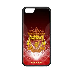 DIY Stylish Printing FC Liverpool Cover Custom Case For iPhone 6 Plus 5.5 Inch V6Q903008