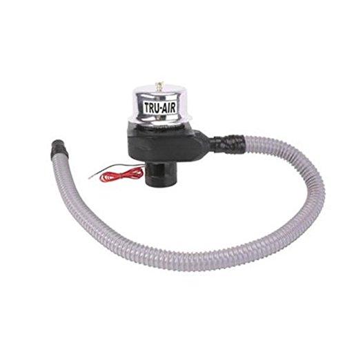 Speedway Motors Tru-Air Pumper Helmet Air Pump, 12 Volt