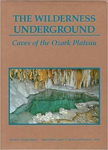 The Wilderness Underground: Caves of the Ozark Plateau (Twentieth-Century Experience)