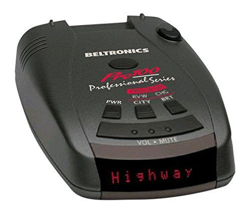 Beltronics PRO100 New Pro Radar Detector For Sale