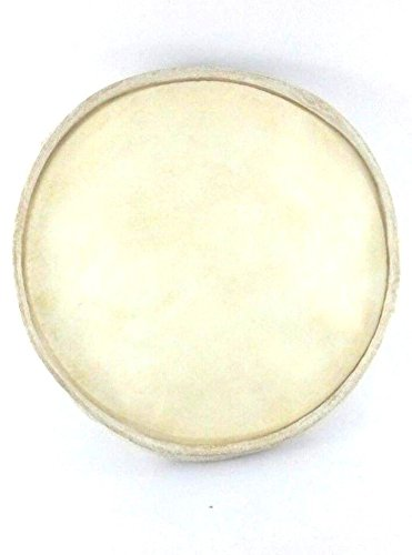 NAR DHOLAK HEAD SKIN PUDI NAR BAYAN 8.25 OR 8 1/4'' INCH By JP by DHOLAK HEAD