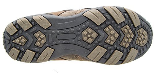 Sport Aspect 7 Chaussures À Daim Pour Cireux Décontracté Tailles Homme Route21 De Marron 12 Velcro qWZwzanp4