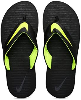 a9c3a50980d Nike Men s Chroma 5 Black Flip Flops Thong Sandals-7 UK India (41EU)  (833808-013)  Buy Online at Low Prices in India - Amazon.in
