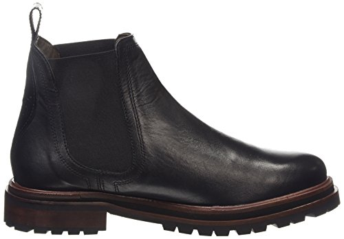 Women's Black Calf Boots Black Ankle Hudson Wistow fqSRwFC