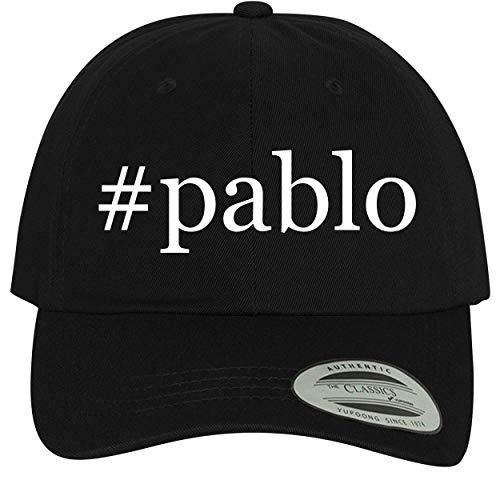BH Cool Designs #Pablo - Comfortable Dad Hat Baseball Cap, Black