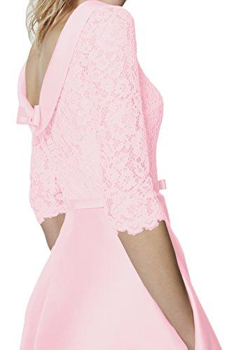 TOSKANA BRAUT - Vestido - trapecio - para mujer Perle Rosa
