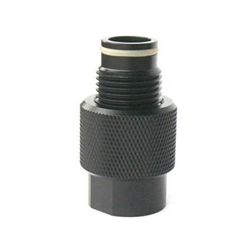 Paintball Tank Twist On/Off ASA Adapter CO2/Compressed Air pin valve depressor by Lion Paintball