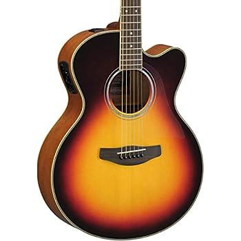 yamaha cpx500iii acoustic electric guitar vintage sunburst musical instruments. Black Bedroom Furniture Sets. Home Design Ideas
