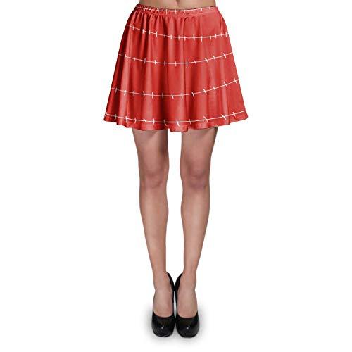 Skater Skirt – Stitches Jack Skellington Inspired