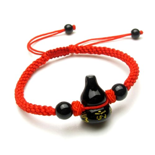 Feng Shui Om Mani Padme Hum Wu Lou Bracelet Amulet, used for sale  Delivered anywhere in USA