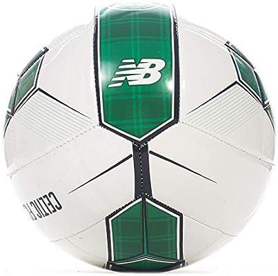 New Balance Celtic FC - Balón de fútbol, Color Blanco y Verde ...