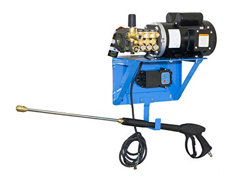 CANPUMP Commercial Electric Pressure Power Washer 110V 2.0 HP 1500 PSI 2.20 GPM Auto on Off