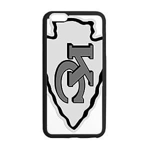 Cutomize Kansas City chiefs logo Ultimate Protection Scratch Proof Case TPU Skin for iphone 6 4.7 Cover inchKimberly Kurzendoerfer