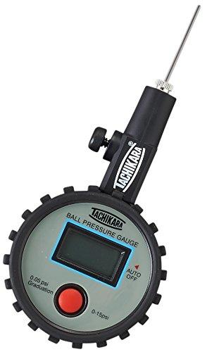 Gauge Ball Pressure - Tachikara DIGI-GUAGE Digital Air Pressure Gauge.