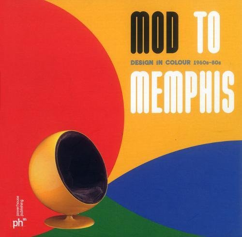 Mod to Memphis: Design in Colour, 1960S-80s 41 2BYrVGDyVL