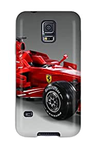 CaseyKBrown Case Cover Protector Specially Made For Galaxy S5 Free Ferrari Wallpaper