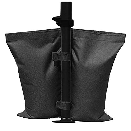 Zer one Anchor Bag, Weight Leg for Pop up Canopy Tent, Tent Weight Bag, Weight Feed Bag for Instant Outdoor Sun Shelter Canopy, 1 PC (Bag Only, Sand Not Included)