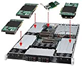 Supermicro SuperServer 1026GT-TRF Barebone System - 1U Rack-mountable - Intel 5520 Chipset - Socket B LGA-1366 - 2 x Processor SYS-1026GT-TRF