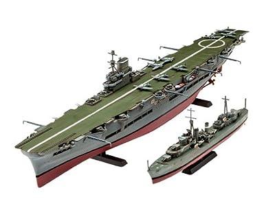 """Revell Revell05149 34.3cm """"hms Ark Royal And Tribal Class Des"""" Model Kit"""