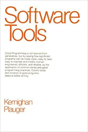 Software tools brian w kernighan p j plauger 9780201036695 software tools brian w kernighan p j plauger 9780201036695 amazon books fandeluxe Images