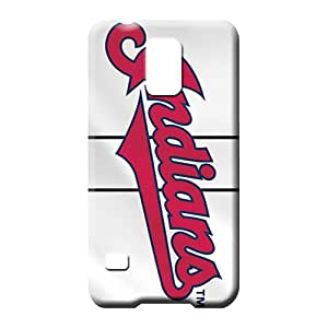samsung galaxy s5 First-class Covers Protective cell phone shells cleveland indians mlb baseball
