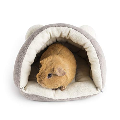 Niteangel Guinea Pig Cave Beds Cozy House Bedding for Rats Chinchilla Degu Ferrets Hedgehog