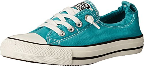 - Converse Chuck Taylor All Star Shoreline Aegean Aqua Black Lace-Up Sneaker - Medium / 5.5 B(M) US