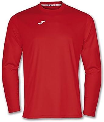 Joma 100092.600 - Camiseta de equipación de Manga Larga para ...