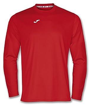 c682b130e2 Joma 100092.200 - Camiseta de equipación de Manga Larga para Hombre   Amazon.es  Zapatos y complementos