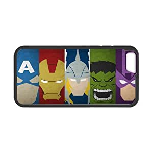 Pink Ladoo? iPhone 6 Case Phone Cover Hard Plastic SuperHero Marvel comic captain